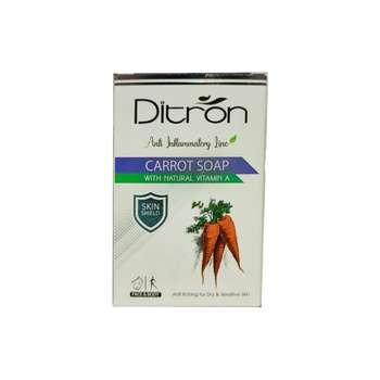 صابون شستشو دیترون مدل هویج وزن 110 گرم