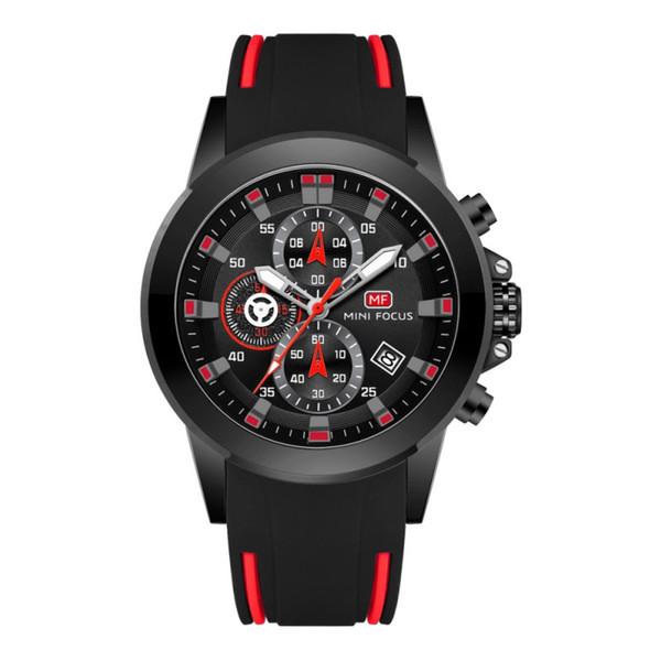 ساعت مچی عقربهای مردانه مینی فوکوس مدل MF0287G.04