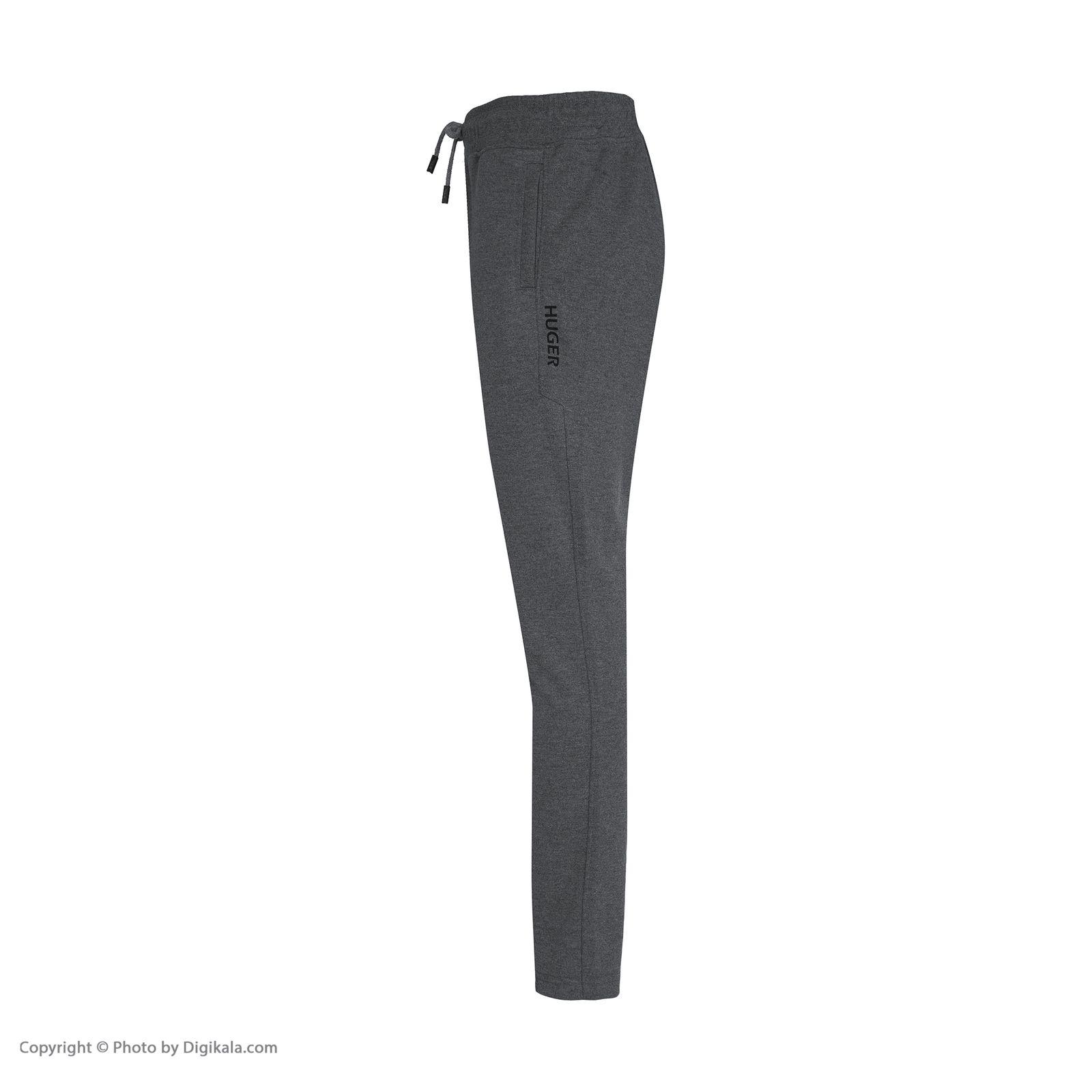 شلوار ورزشی مردانه جامه پوش آرا مدل 4121009293-92 -  - 4