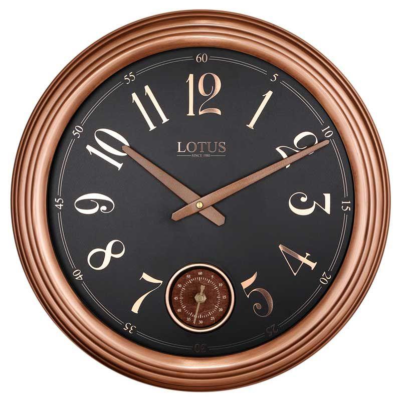 ساعت دیواری لوتوس مدل 3006