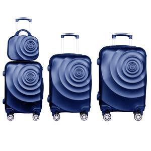 مجموعه چهار عددی چمدان مدل 3619