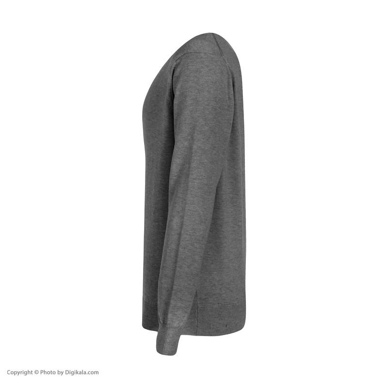 پلیور مردانه ال سی من مدل 09315823-Darkgray