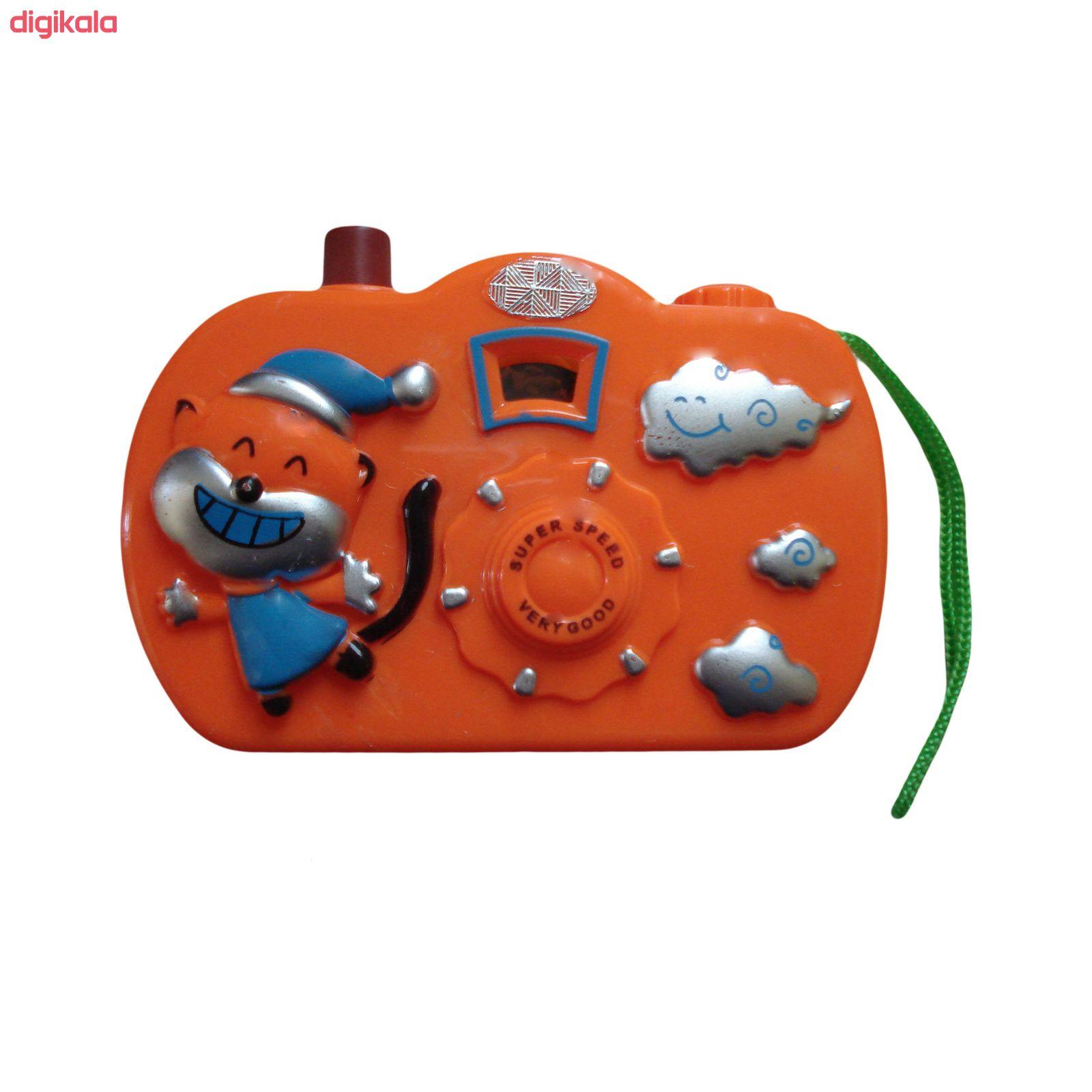 اسباب بازی دوربین عکاسی مدل cat کد GB-1000  main 1 1