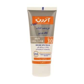 کرم ضد آفتاب آقایان آردن SPF30