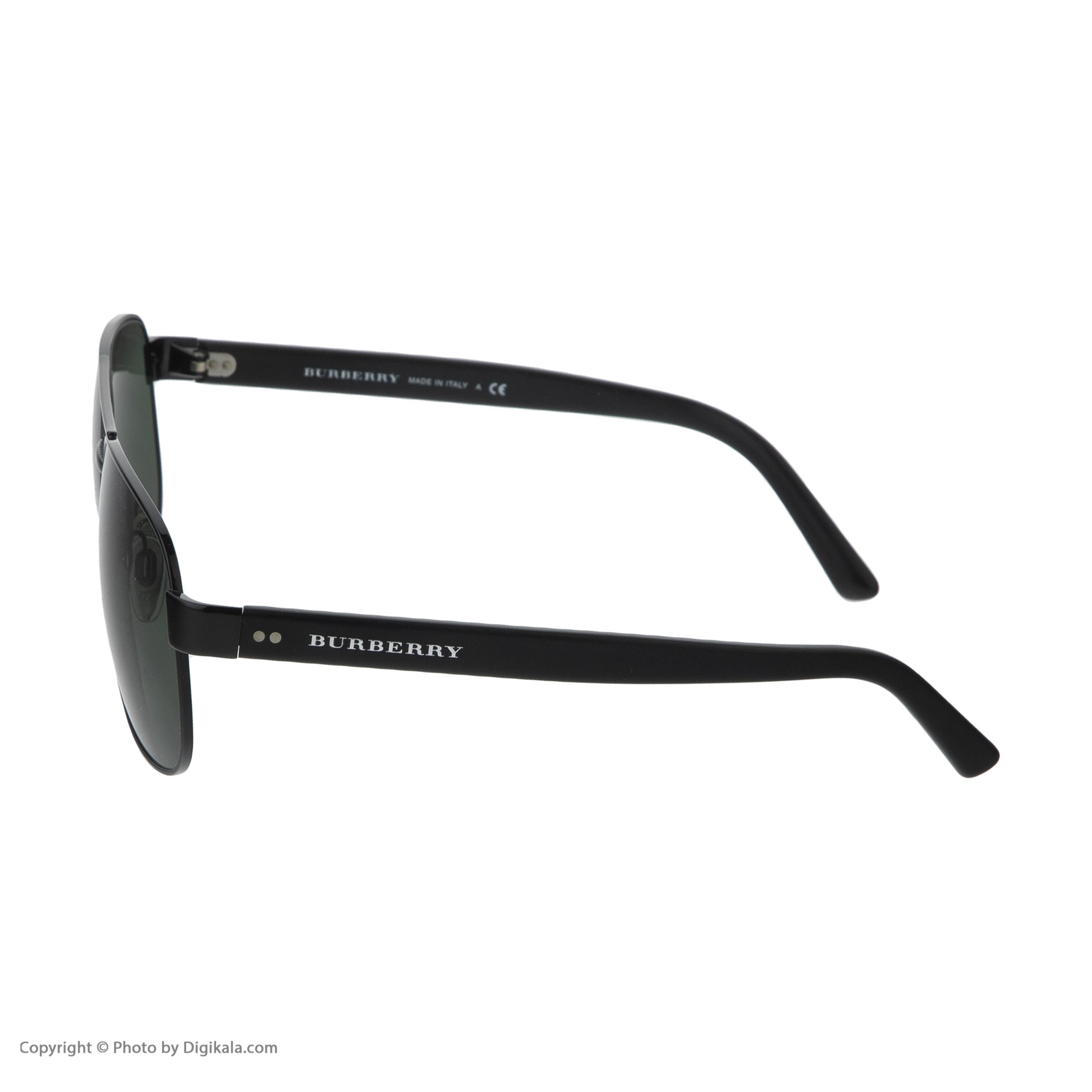عینک آفتابی زنانه بربری مدل BE 3083S 10015U 59 -  - 4