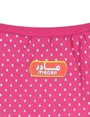 ست تی شرت و شلوارک راحتی زنانه مادر مدل 2041105-66 -  - 11