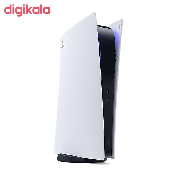 کنسول بازی سونی مدل Playstation 5 Digital Edition ظرفیت 825 گیگابایت main 1 6