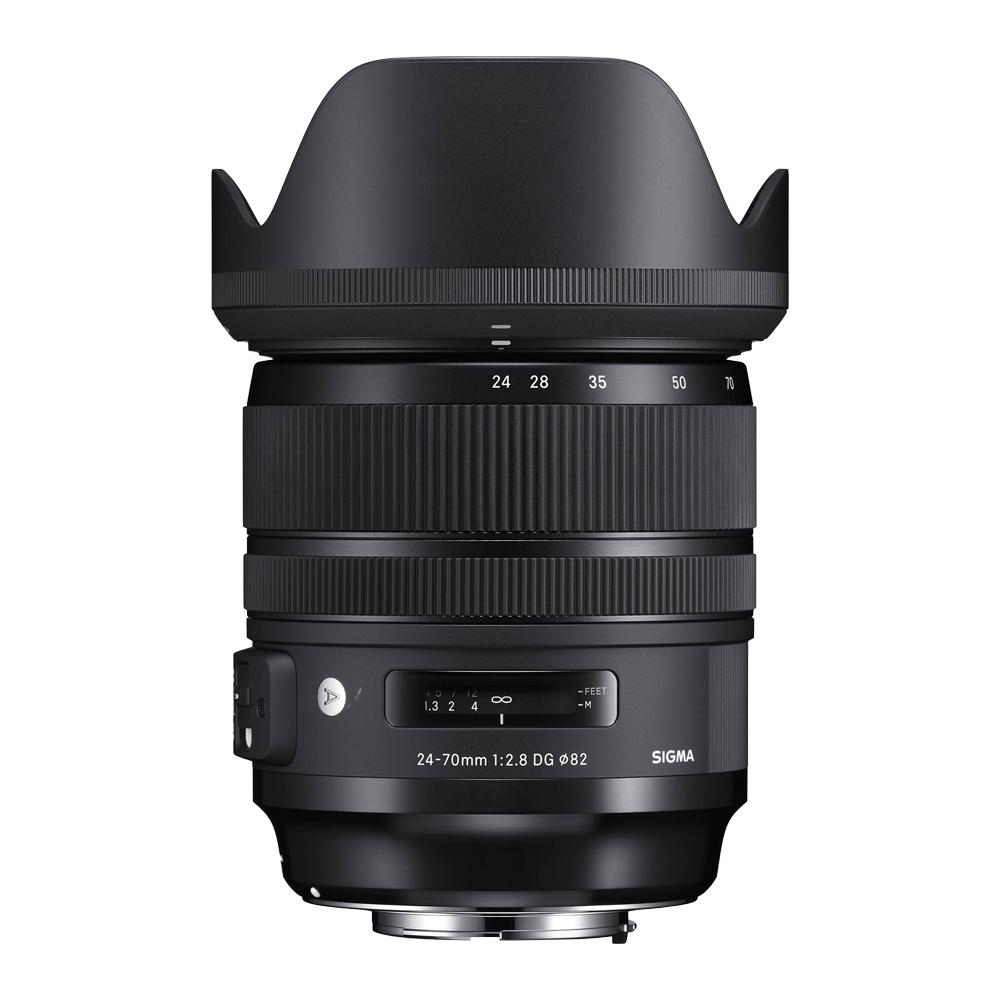 لنز دوربین سیگما مدل Art 24-70mm f/2.8 DG OS HSM