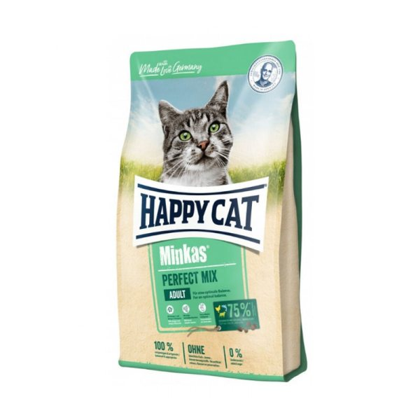 غذای خشک گربه هپی کت کد 96547 وزن 10 کیلوگرم