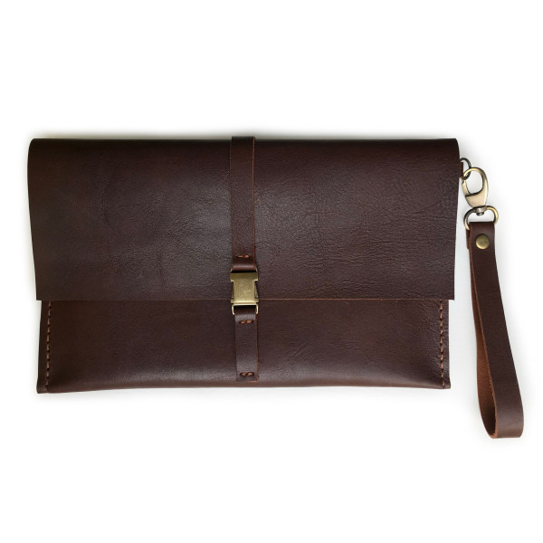 کیف چرمی انارلدر مدل کراتر