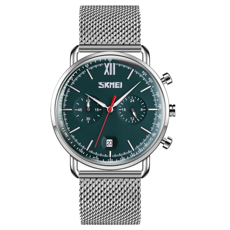 ساعت مچی عقربه ای مردانه اسکمی مدل 9206G              خرید (⭐️⭐️⭐️)