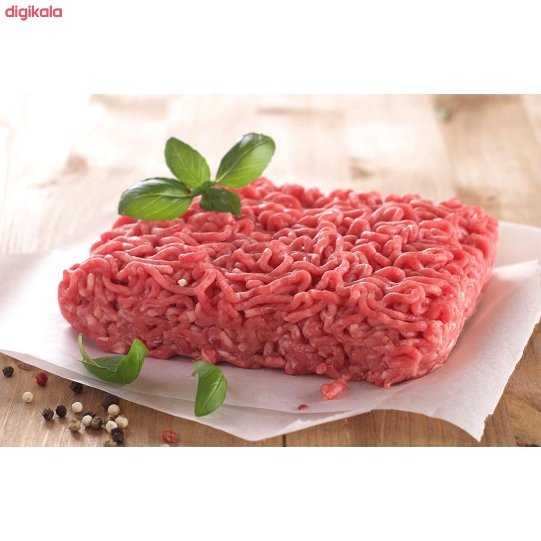 گوشت چرخ کرده گوساله ممتاز مهیا پروتئین - 1 کیلوگرم main 1 5