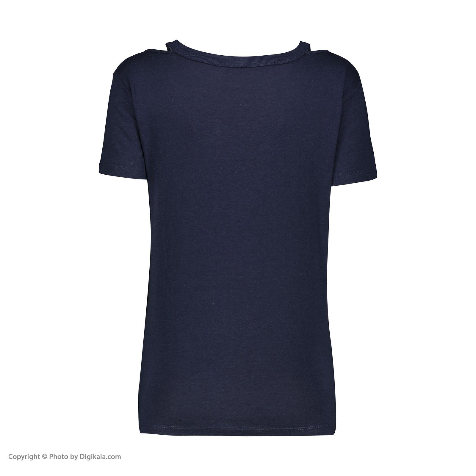 تی شرت زنانه کالینز مدل CL1032829-NAV main 1 3
