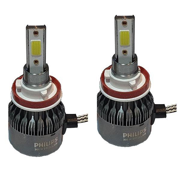 لامپ هدلایت خودرو فیلیپس مدل H11 بسته 2 عددی