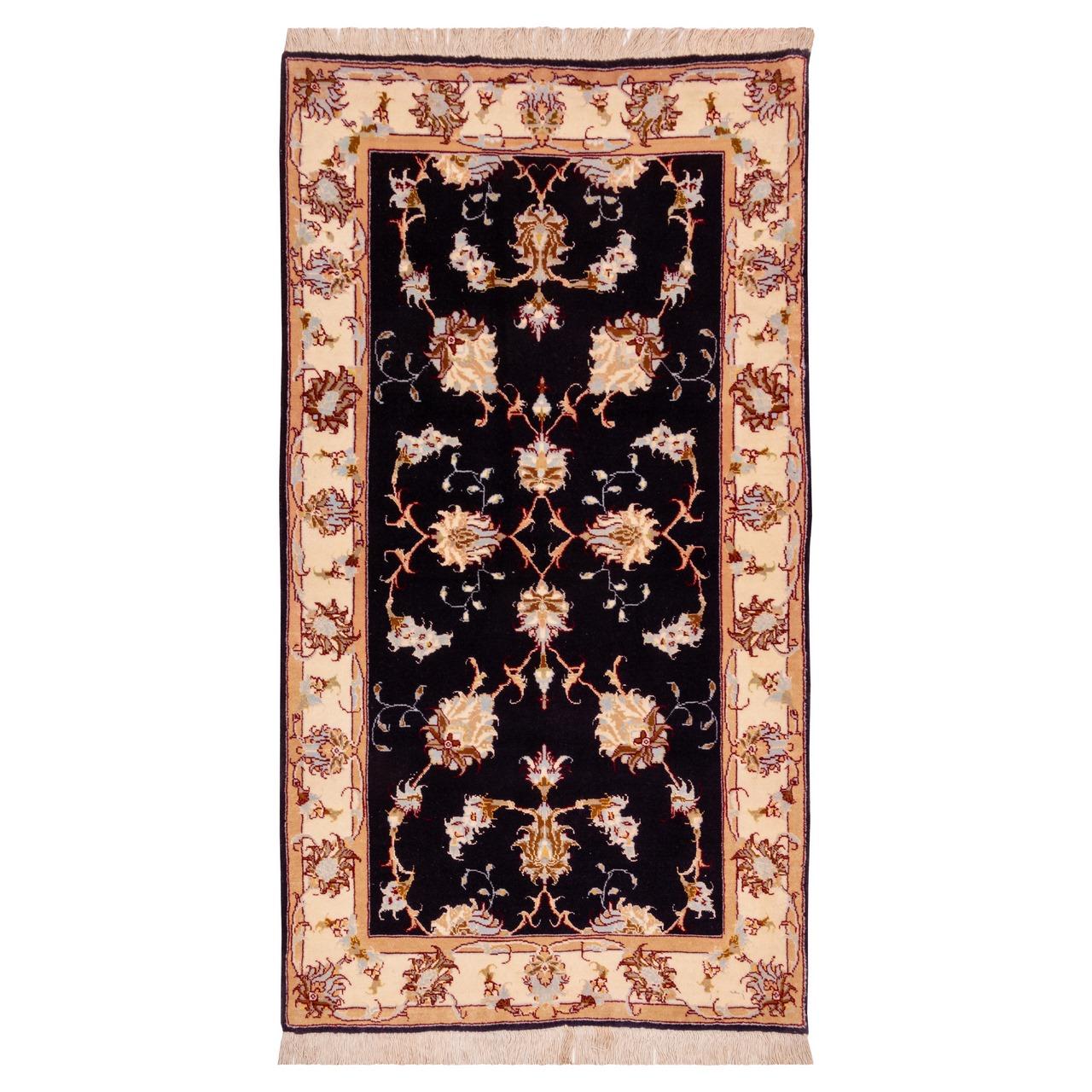 فرش دستباف یک متری سی پرشیا کد 181032 یک جفت