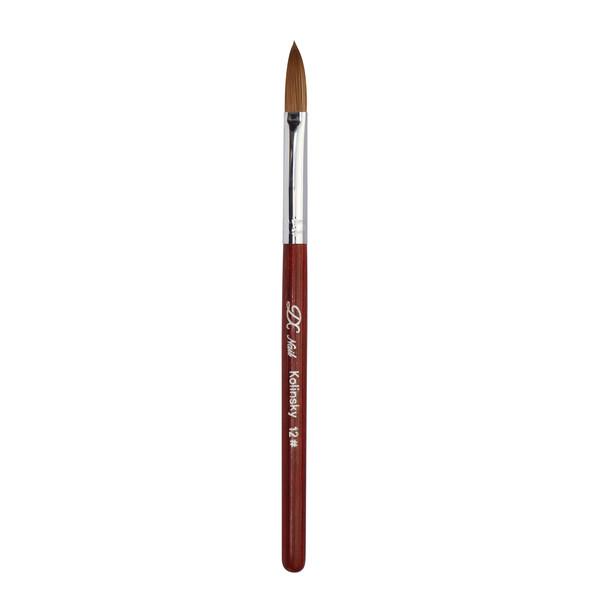 قلم موی کاشت ناخن کلینسکی شماره 12