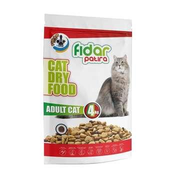 غذای خشک گربه فیدار پاتیرا مدل Adult وزن 4 کیلوگرم