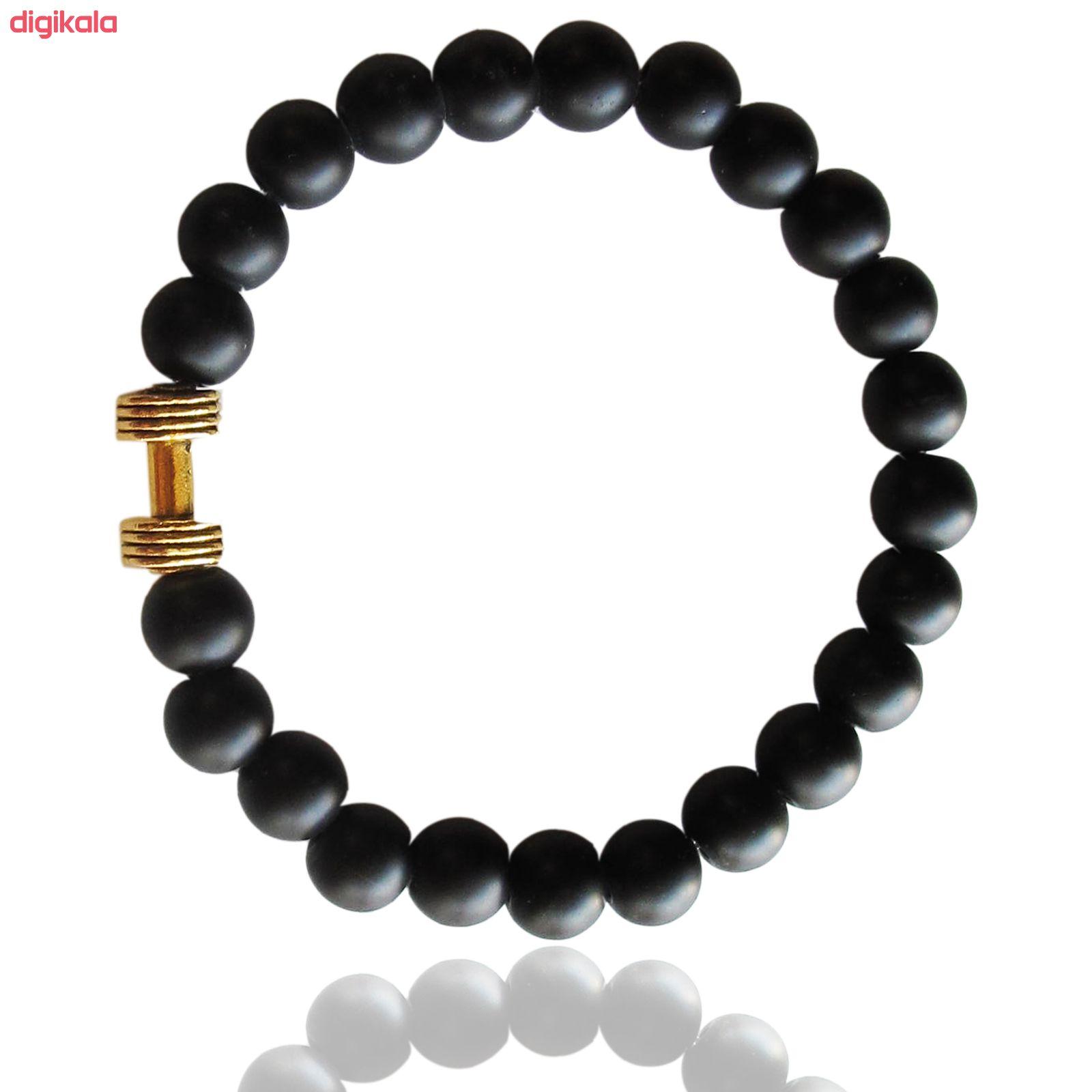 دستبند مردانه مدل 101 main 1 2