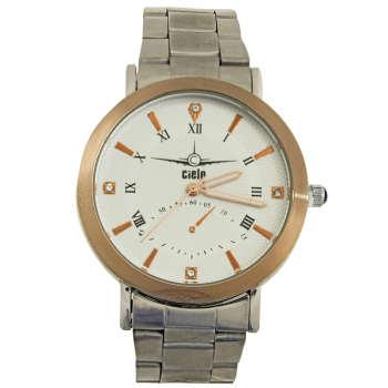 ساعت مچی عقربه ای مردانه سیلو مدل D56
