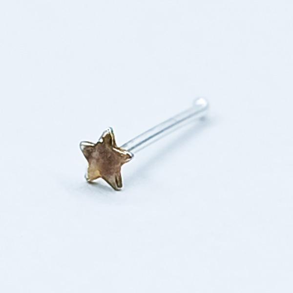 پیرسینگ نقرهزنانه سلین کالا مدل ستاره ce-As3