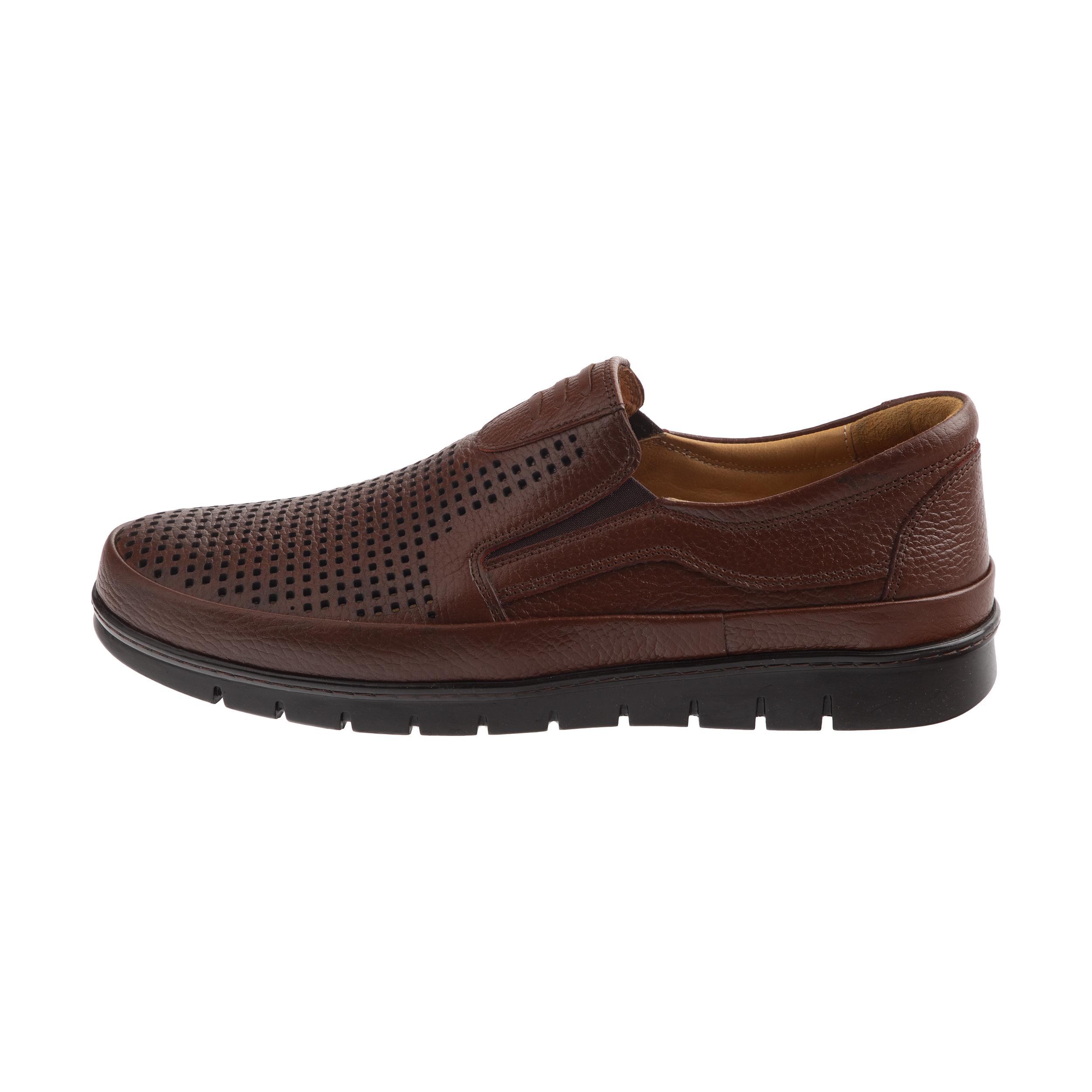 کفش روزمره مردانه شیفر مدل 7154E503136