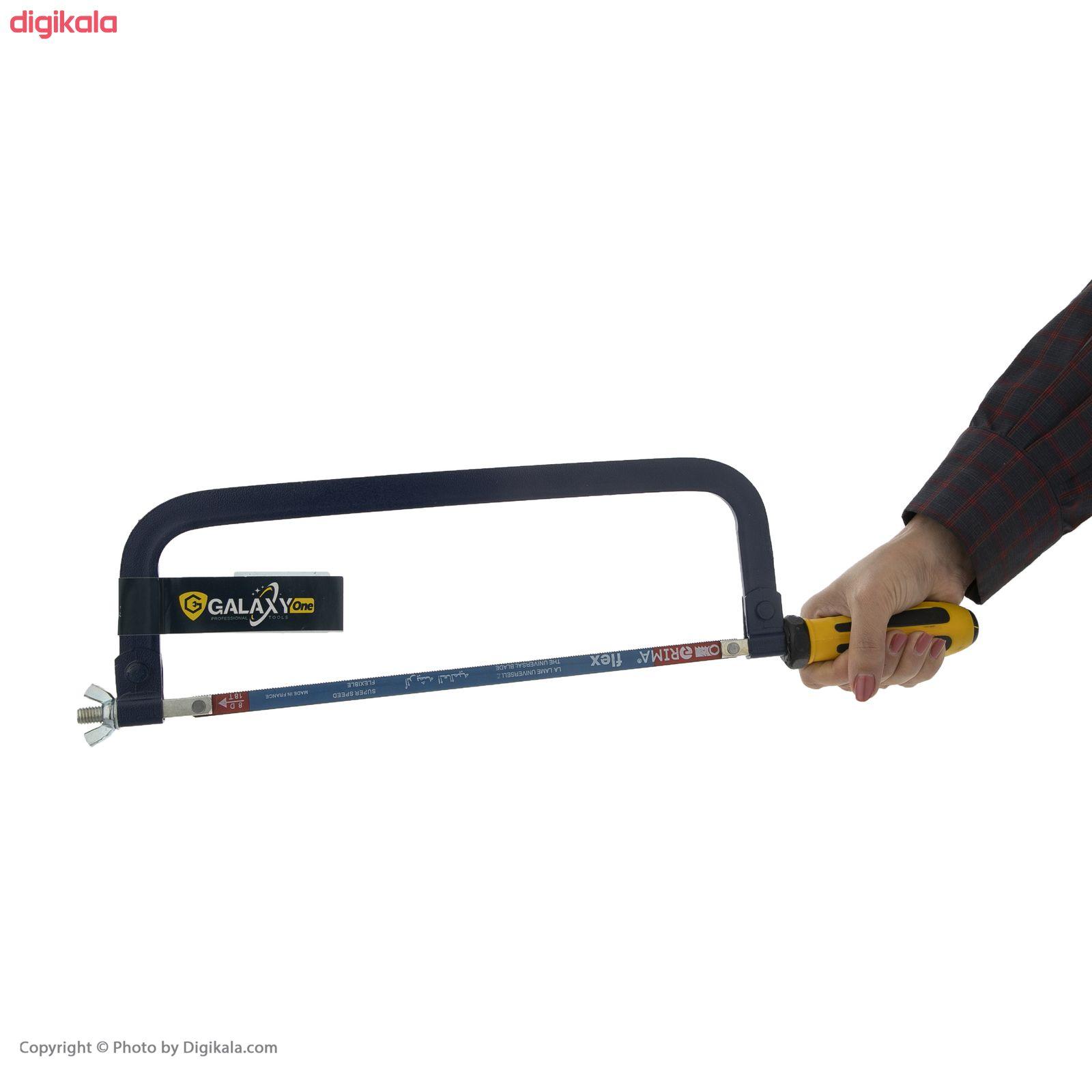 کمان اره آهن بر گلکسی وان مدل HS01 main 1 1
