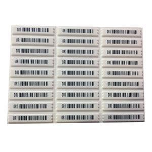 برچسب امنیتی ضد سرقت مدل AM 58khz بسته 1080 عددی
