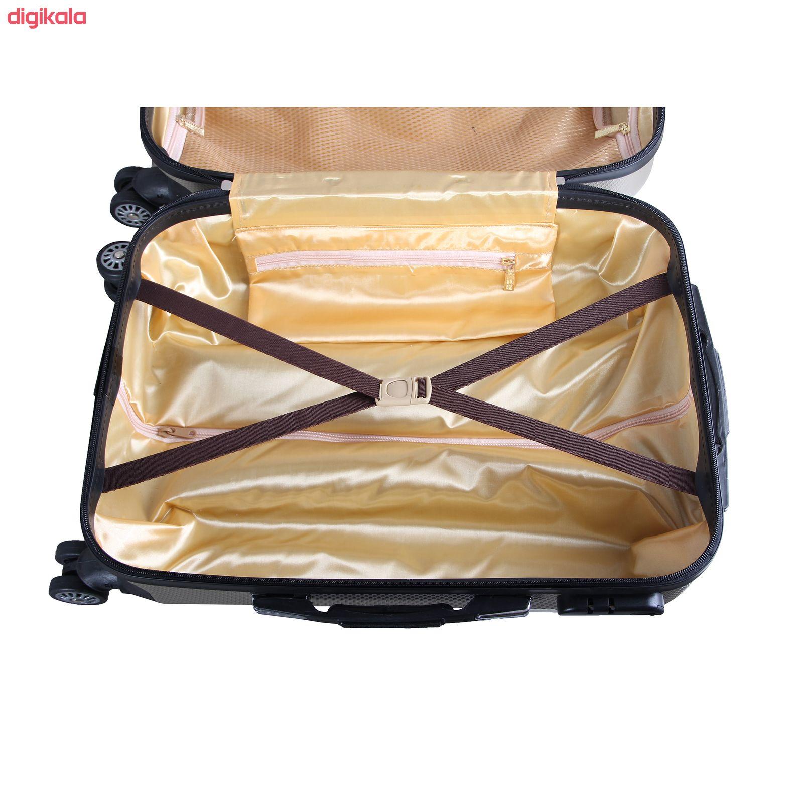 مجموعه چهار عددی چمدان اسپرت من مدل NS001 main 1 32
