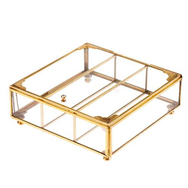 باکس شیشه ای مدل 3