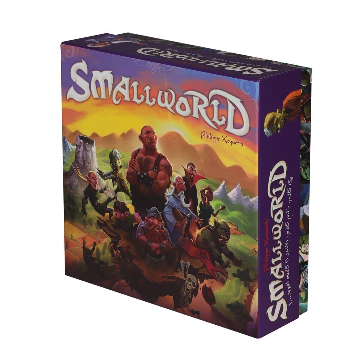 بازی فکری مدل SmallWorld