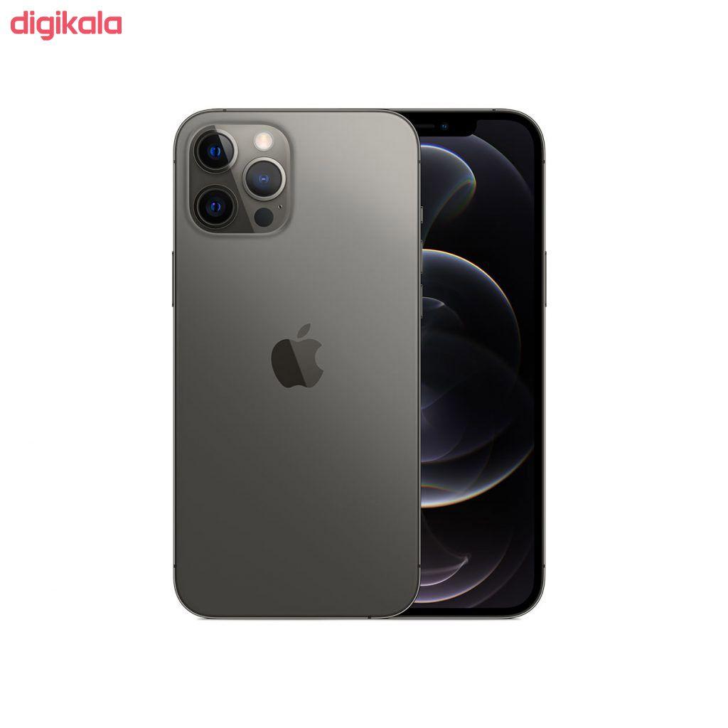 گوشی موبایل اپل مدل iPhone 12 Pro Max A2412 دو سیم کارت ظرفیت 256 گیگابایت main 1 2