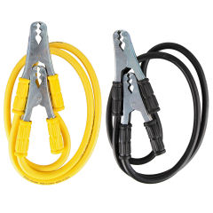 کابل اتصال باتری خودرو رویال الکتریک مدل RE1000 مجموعه 2 عددی