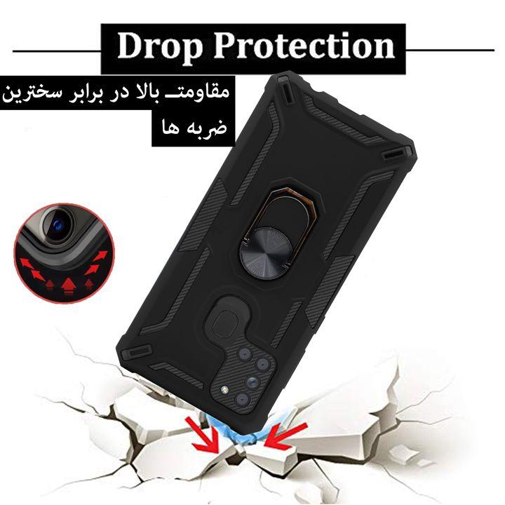 کاور ژنرال مدل DCR21 مناسب برای گوشی موبایل سامسونگ Galaxy A21s thumb 2 7