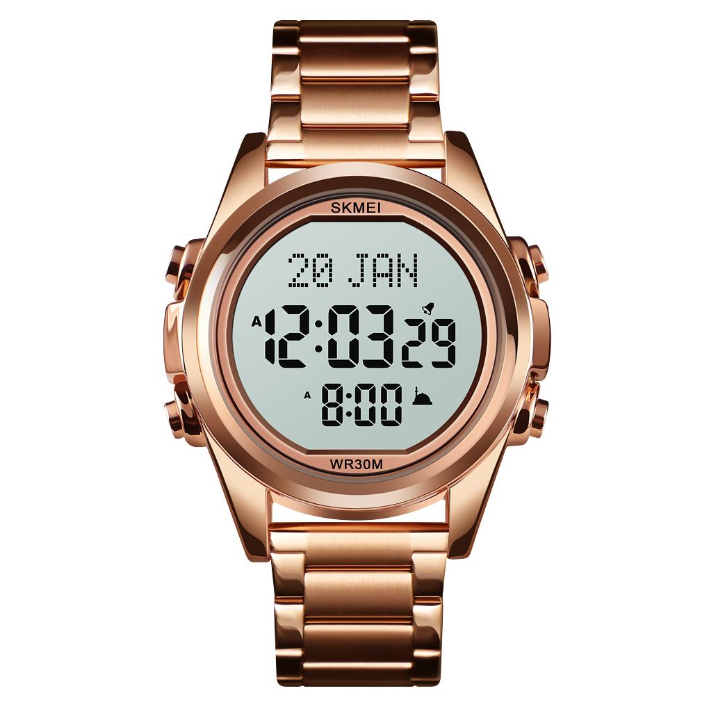 ساعت مچی دیجیتال مردانه اسکمی مدل 1667RG