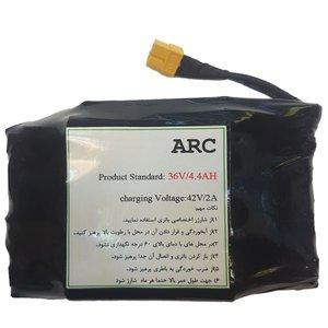 باتری اسکوتر برقی مدل قدرت