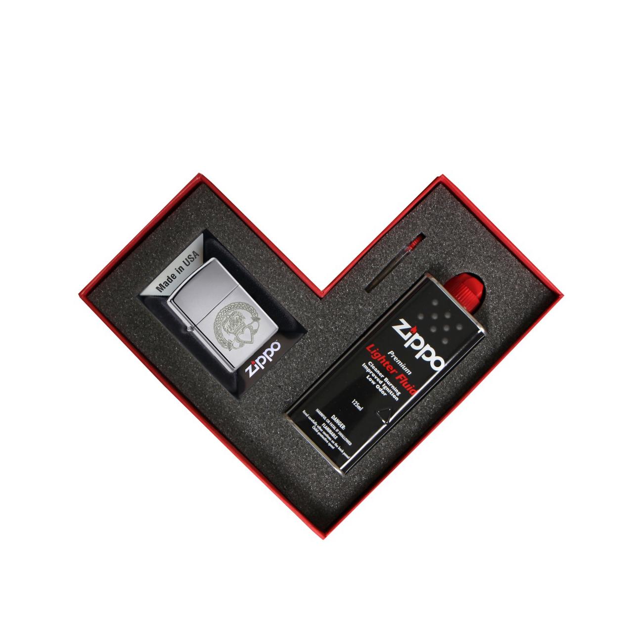 ست هدیه فندک زیپو مدل 24460