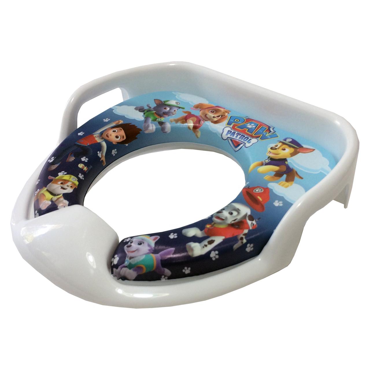 تبدیل توالت فرنگی کودک طرح سگ نگهبان کد PK-H308