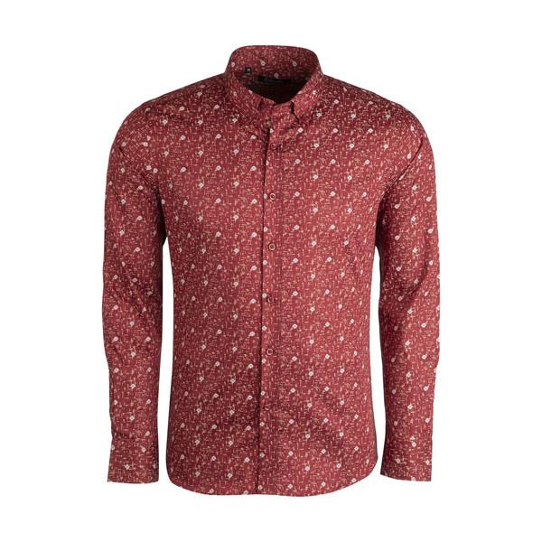 پیراهن مردانه کیکی رایکی مدل MBB2410-009