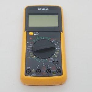 مولتی متر دیجیتال مدل DT9208A