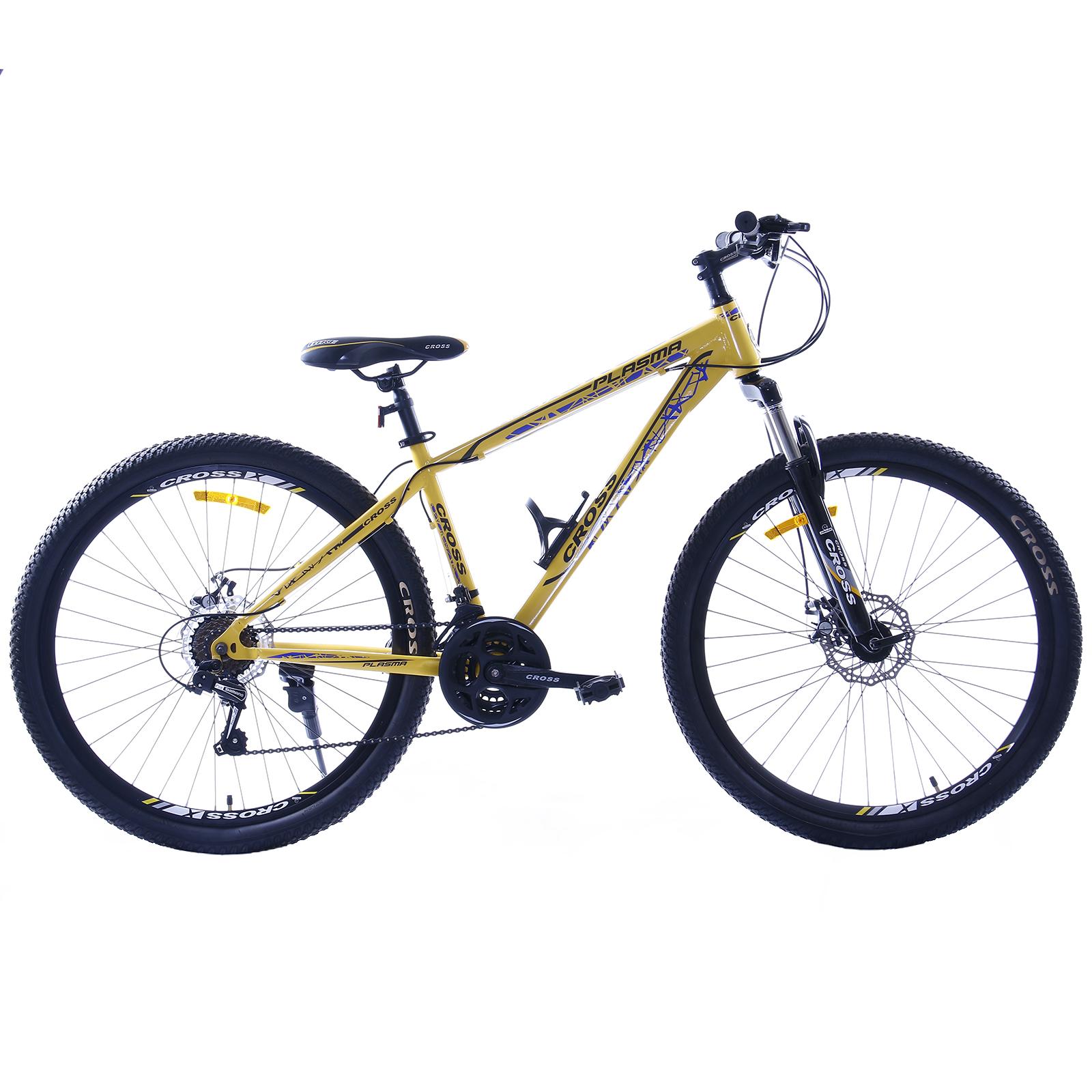دوچرخه کوهستان کراس مدل PLASMA سایز 27.5