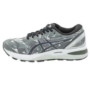کفش مخصوص دویدن مردانه اسیکس مدل نیمبوس 21 رنگ سبز