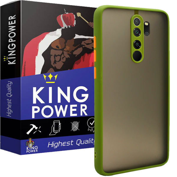 کاور کینگ پاور مدل M22 مناسب برای گوشی موبایل شیائومی Redmi Note 8 Pro