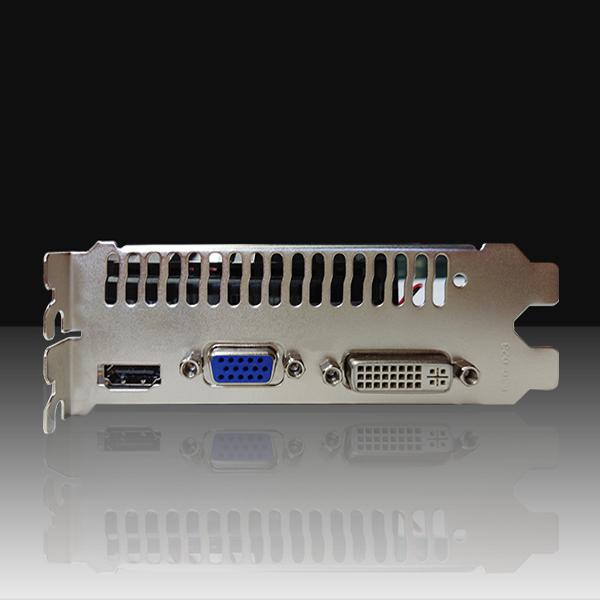 کارت گرافیک ای فاکس مدل GeForce GT 730 4GB DDR5 128Bit