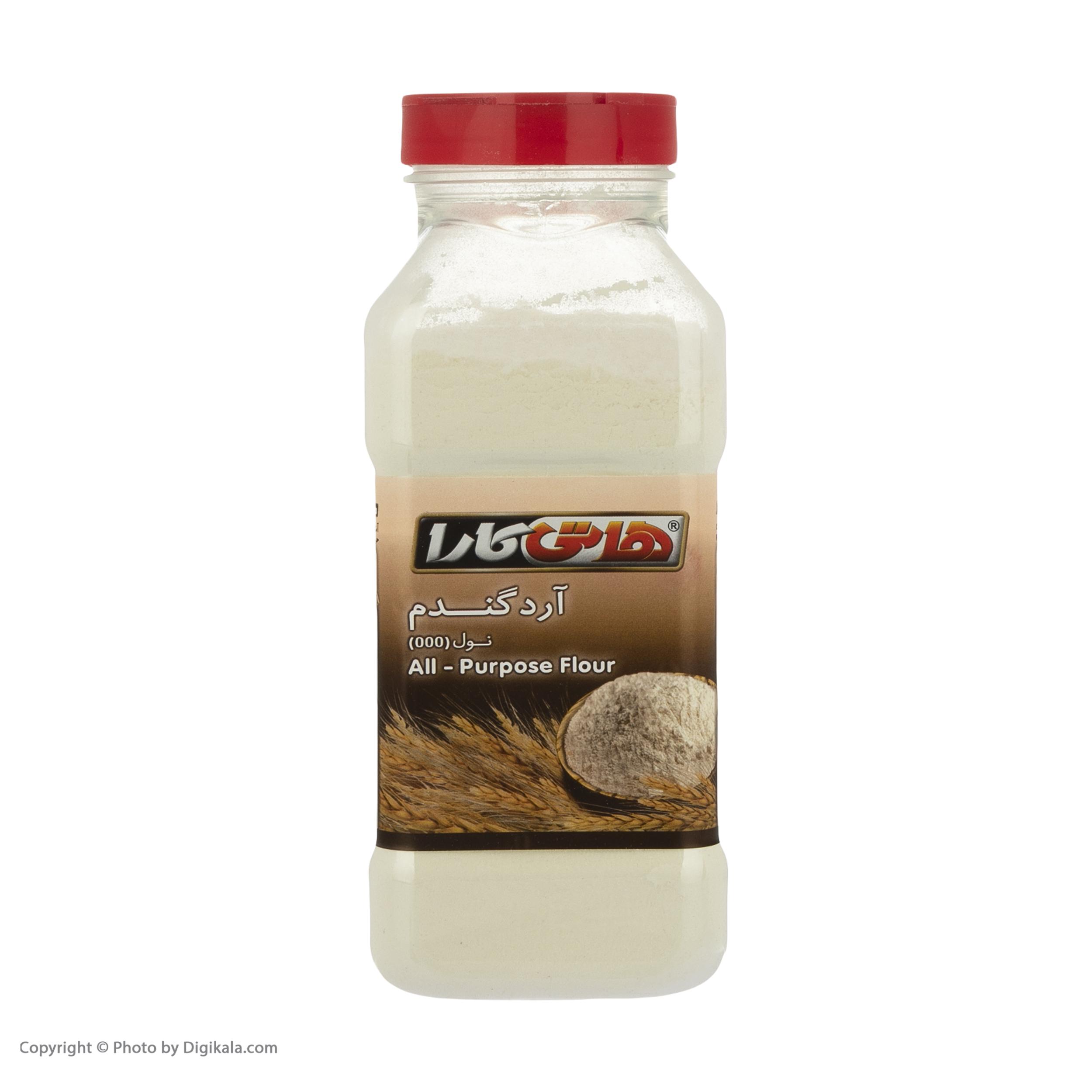 آرد گندم هاتی کارا - 600 گرم main 1 1