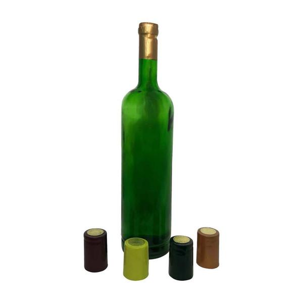 بطری کد 1003 به همراه چوب پنبه و کاپ