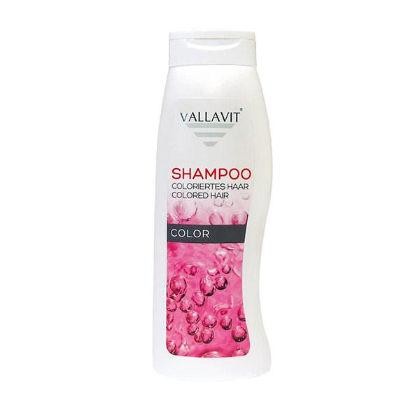 شامپو مو والاویت مدل colored hair حجم 300 میلی لیتر