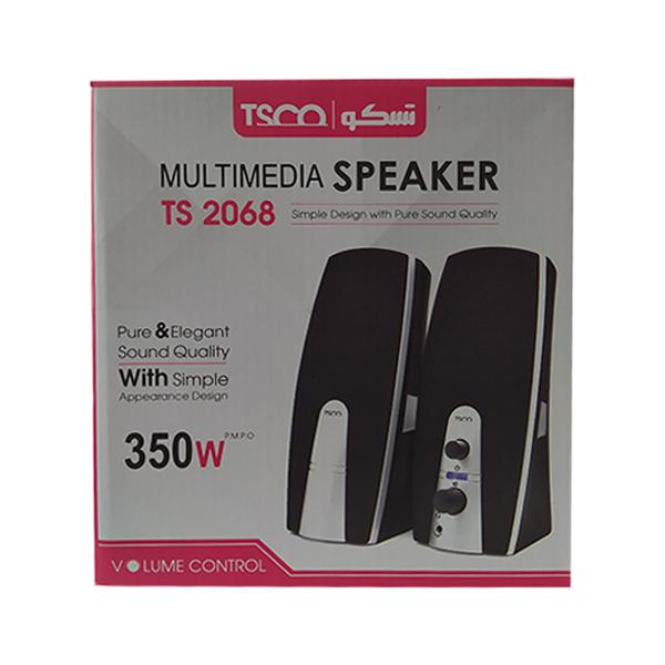 اسپیکر دسکتاپ تسکو مدل TS2068