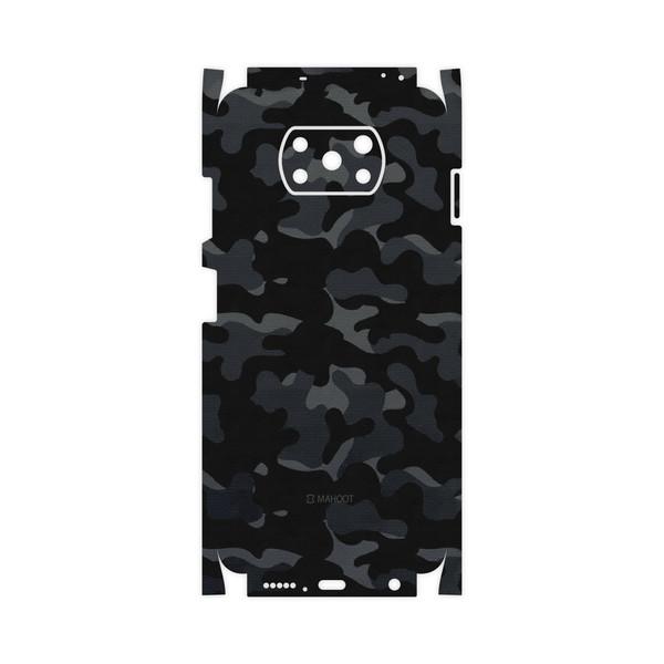 برچسب پوششی ماهوت مدل Night-Army-FullSkin مناسب برای گوشی موبایل شیائومی Poco X3 NFC