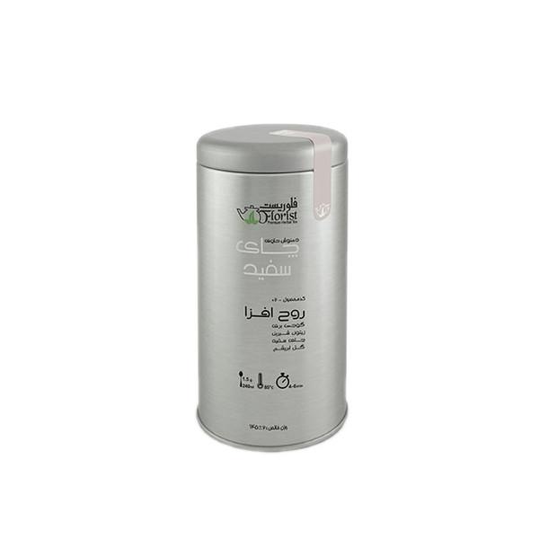 دمنوش چای سفید روح افزا فلوریست -145 گرم
