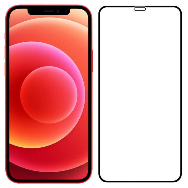 محافظ صفحه نمایش مدل FCG مناسب برای گوشی موبایل اپل iPhone 12